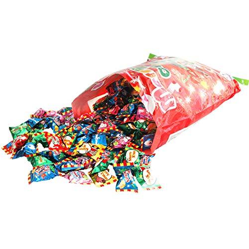 アメハマ 1kg入りクリスマスキャンディ×1袋