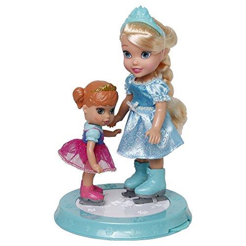 Giochi Preziosi - Frozen Elsa Ed Anna Sulla Pista Di Pattinaggio