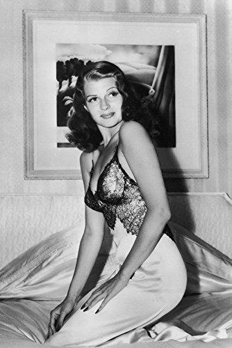 Berkin Arts Rita Hayworth Fotografie Giclee Glossy Fotopapier Print Poster(3)