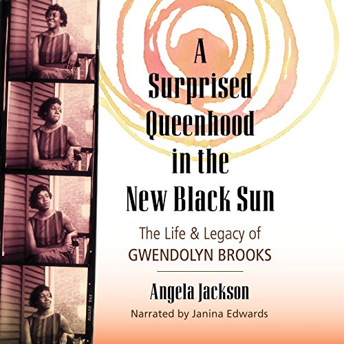A Surprised Queenhood in the New Black Sun audiobook cover art