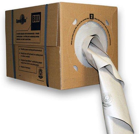 Speedman Box – Schutzpapier – 390 mm x 450 m