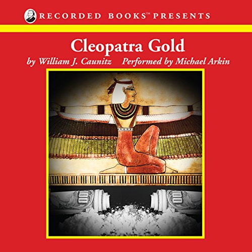 Cleopatra Gold audiobook cover art