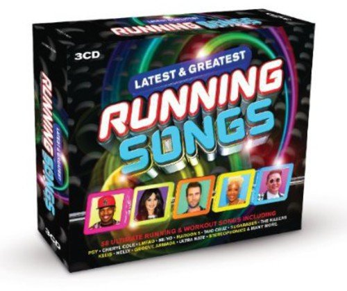 Best Running Songs Cd