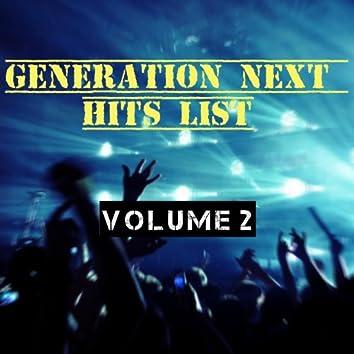 2014 Generation Next Hits List, Vol.2 (Tribute to Christina Perri Katy Perry Lorde Sky Ferreira Miley Cyrus Eminem)