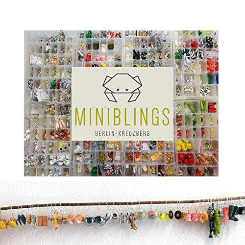 Strichcode Manschettenknöpfe Miniblings Knöpfe + Box Barcode Code Scanner silber - 2