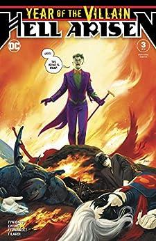 Year of the Villain: Hell Arisen (2019-) #3 (DC's Year of the Villain (2019-)) by [James Tynion IV, Steve Epting, Javier Fernandez, Nick Filardi]