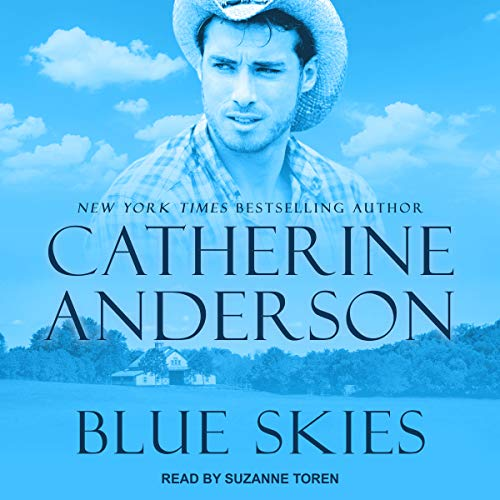 Blue Skies audiobook cover art