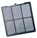 ZIP Car AC filter suitable for Hyundai EON, i-10 GRAND & XCENT (PLASTIC NET) - ZC-6061