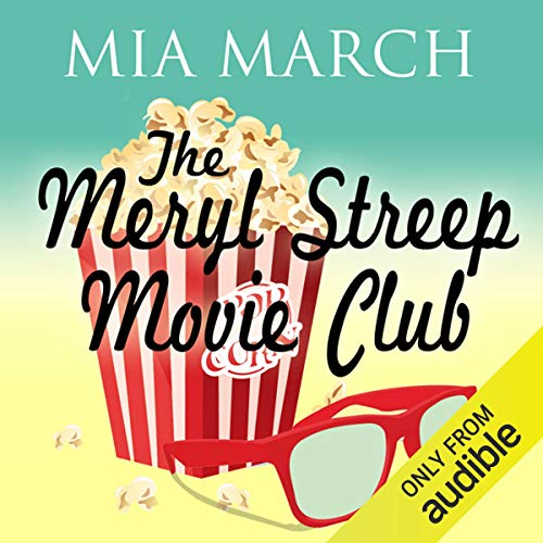 The Meryl Streep Movie Club audiobook cover art