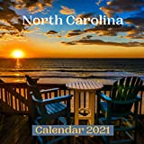 North Carolina Calendar 2021