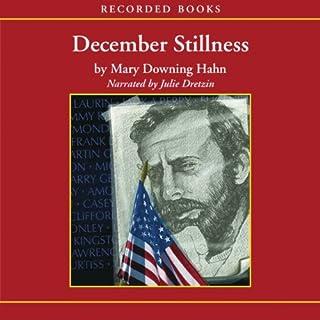 December Stillness audiobook cover art
