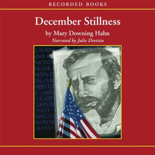 December Stillness Audiobook By Mary Downing Hahn cover art