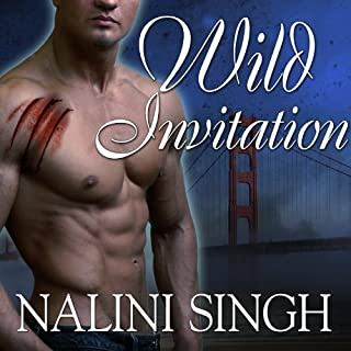 Wild Invitation audiobook cover art