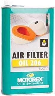 Motorex Air Filter Oil, 33.8 Fluid Ounces (1 Liter), Designed for Foam Air Filter