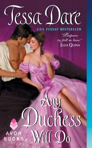Any Duchess Will Do (spindle cove Book 4)