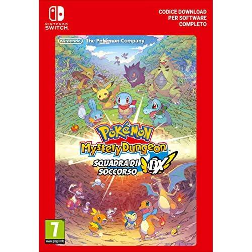 Pokémon Mystery Dungeon: Squadra di Soccorso DX Standard   Nintendo Switch - Codice download
