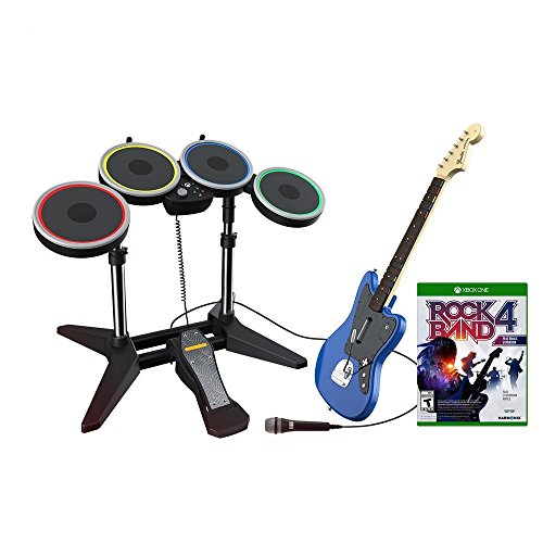 Rock Band Rivals Band Kit for Xbox One (EU Version) - Rock Band Rivals [Xbox One]