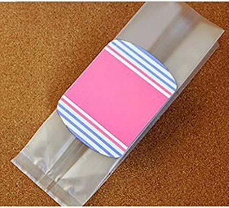 Cookies With Bag 100Pcs Favor Gusset Sweet Cellophane Xmas Candy Wedding Party