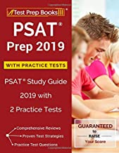 PSAT Prep 2019 with Practice Tests: PSAT Study Guide 2019 with 2 Practice Tests
