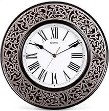 Rhythm Wall Clock Brown Color - CMG485NR06