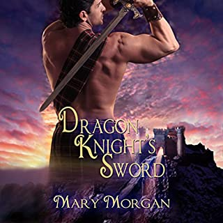 Dragon Knight's Sword audiobook cover art