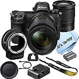 Nikon Z6 FX-Format Mirrorless Camera with 24-70mm...
