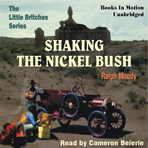 Shaking the Nickel Bush audiobook cover art