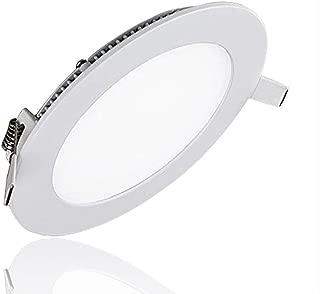 led panel light round price