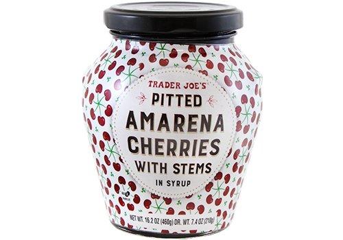 Trader Joes Pitted Amarena Cherries