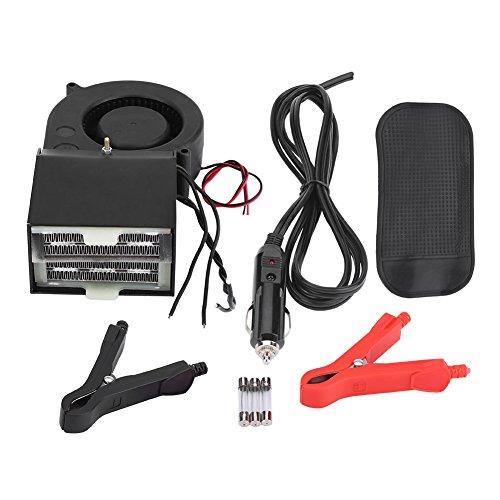 VGEBY 2-in-1 Car Portable Heater Defroster 12V Dual PTC Heizung Kühlung Windschutzscheibe Heizung Fan