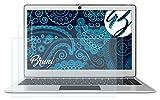 Bruni Schutzfolie kompatibel mit Trekstor Primebook P13 Folie, glasklare Bildschirmschutzfolie (2X)