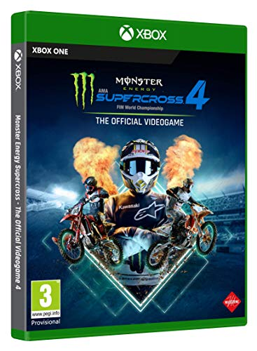 Monster Energy Supercross - the Official Videogame 4