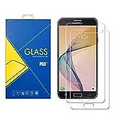 Protector de pantalla de cristal templado compatible con Samsung Galaxy J5 (2017) SM-J530 / 530 – Pantalla antigolpes y antiarañazos