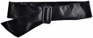 Navoky Wide Waist Belt Obi Belt Cinch Corset Dress Belt Waistband Suede Waist Wrap Body Accessory for Women and Girls