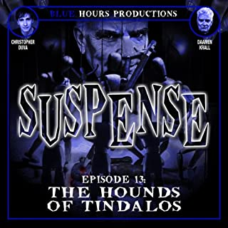 The Hounds of Tindalos audiobook cover art