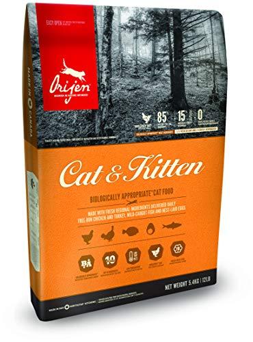 Orijen Cat & Kitten Comida para gato y gatito 1.8 Kg 1 Saco
