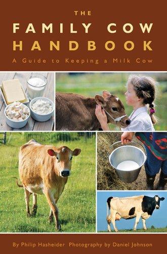 The Family Cow Handbook by [Philip Hasheider, Daniel Johnson]