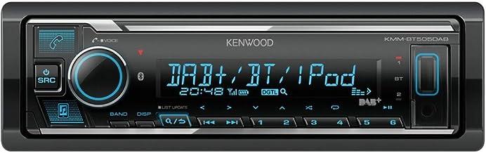 Kenwood KMM-BT505DAB USB-Autoradio mit DAB+ und Bluetooth Freisprecheinrichtung..