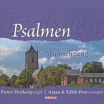 Psalmen - Niet-ritmische Mannenzang, Tiel