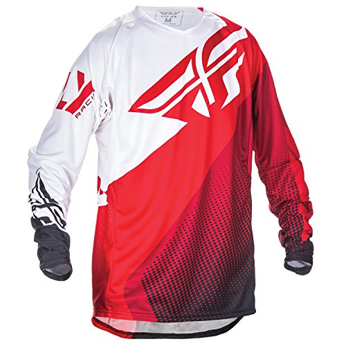 Fly Racing Jersey Evolution 2.0 Rot Gr. L