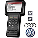 thinkcar VAG Scanner, All System OBD2 Scanner for Audi VW Volkswagen SEAT Skoda with 5 Service Reset, Diagnostic Tool...