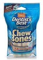 Hartz Dentist Best Edible Bone, Medium, by HARTZ