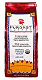 Puroast Low Acid Coffee Organic French Roast Ground Coffee, 12 oz Bag