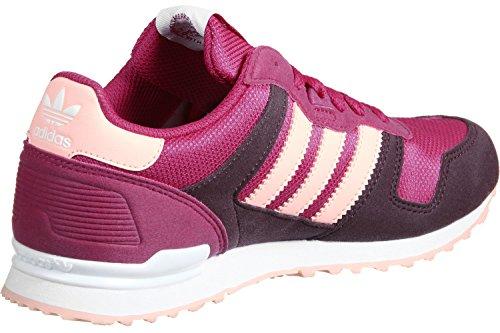 adidas ZX 700 K W Schuhe Pink/Coral/Maroon