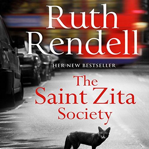 The Saint Zita Society audiobook cover art