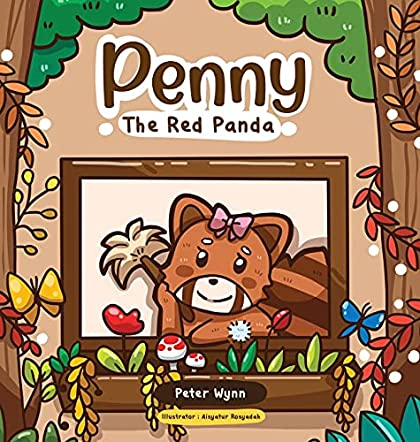 Penny the Red Panda