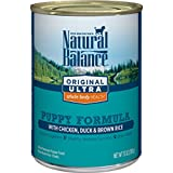 Natural Balance Canned Puppy Food
