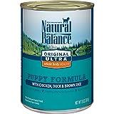 Natural Balance Original Ultra Whole Body Health Puppy Wet Dog Food,...