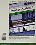 Business Statistics, Student Value Edition (3rd Edition)