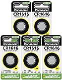 パナソニック リチウムコイン電池 5個 CR1616P-5p